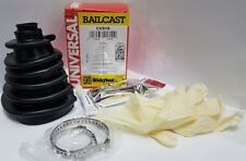 1x Bailcast Stickyboot split universal CV boot kit Drive Shaft - Brand New CVS18