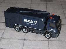 Herpa 306966 - Mercedes Benz Antos - Pressmüllfahrzeug - ALBA