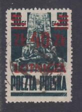 Poland # C19 , Overprinted Grunwald Monument Cracow , Fine used - I Combine S/H