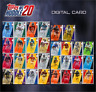 19-20 HUDDLE 20 KICKOFF BASE COMPLETE SET OF 30 CARDS  Topps Huddle Digital Card