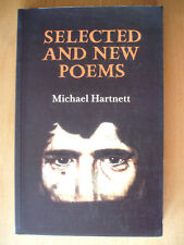 *NEU* Michael Hartnett Selected and New Poems Lyrik Irland Ireland Poetry