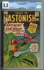 Tales To Astonish #44 CGC 3.5 Origin & 1st App Wasp Janet Van Dyne