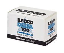 Ilford Delta 100 35mm 36 Exposure Film Pack of One