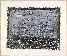 "George Allen Nama, ""Retrospect No2"", 1964, s/n 18/18, screen print"