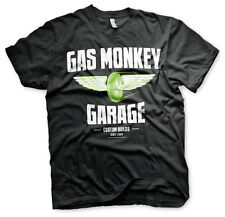 Officially Licensed Gas Monkey Garage - Speed Wheels Men's T-Shirt S-XXL Sizes
