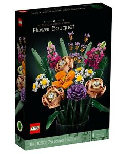 LEGO 10280 Flower Bouquet FREE SHIPPING