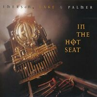 Lake and Palmer Emerson - In the Hot Seat (2-CD)