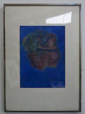 ORIGINAL Edith Cortelli (Kortelly) - Bild * signiert  gerahmt abtract painting