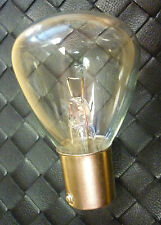 Bulbs 6V 15W BA15S CLEAR - The Original Illuminant for Your Lampette