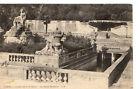 CPA 30 NIMES jardin de la fontaine les bains romains