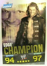 Slam Attax Evolution #002 Edge Champion