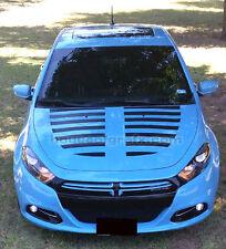 Strobe Hood Stripe Stripes Decal Decals Graphic Stripes fit 2013+ Dodge Dart