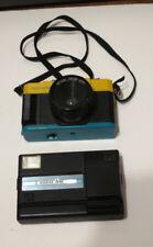 Vtg Camera Bundle Kodak Disc 3600 & Bloomingdale's 35mm Fix Focus 50mm 1:16 Rare
