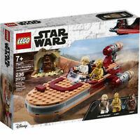 Lego Star Wars Luke Skywalker's Landspeeder 75271 - 236PCS NEW