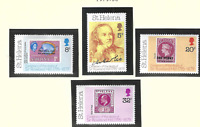 St. Helena Stamps Scott #328 To 231, Mint Never Hinged