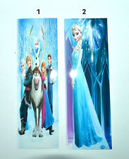 marque pages , signet reine des neiges sur papier photo brillant 15/5CM