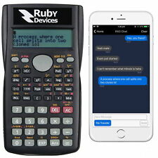 Text Messaging Calculator. Cheat Exams - Ruby Calculator Ultimate Edition
