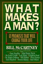 What Makes a Man?: Twelve Promises That Will Change Your Life!, Smalley, Gary, T