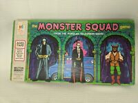 Milton Bradley The Monster Squad Game TV Show 1977 Complete Movie Monsters!