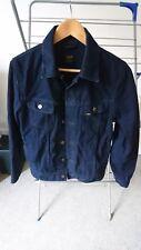 Homme Lee 101 Denim Trucker Jacket lisière taille S