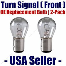 Front Turn Signal/Blinker Light Bulb 2pk - Fits Listed Edsel Vehicles - 1034