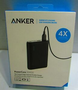 Anker PowerCore 10400 Compact Portable Charger Battery Pack Power Bank