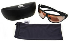 Adidas Tycane L Matt Black Men's Wrap Sports Cat 3 LST Sunglasses A191