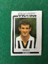 CALCIO 1988 n 142 JUVENTUS ALESSIO Figurina Sticker Flash Euroflash (NEW)