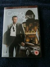 CASINO ROYALE DVD - PRE OWNED