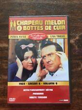 CHAPEAU MELON ET BOTTES DE CUIR - 1968 - SAISON 6 - VOLUME 9