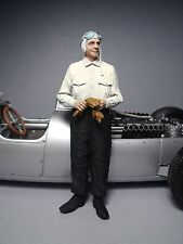 FIGURINE 1/18  BERND  ROSEMEYER  A  PEINDRE  VROOM  UNPAINTED  SCALE  FIGURE