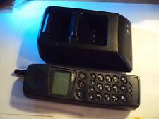 Retro Original NEC MP5B2F2-1A Teléfono Móvil + Cargador De Soporte DESCKTOP
