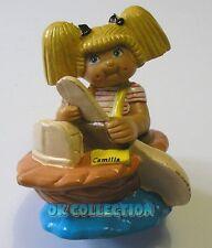 CAMILLA CAMILLINA SEBINO 1984 barchetta noce - personaggio pvc circa 7 cm (06)