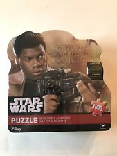 """Disney Star Wars Collector's Jigsaw Puzzle """"New 1000 Piece With Collectable Tin"""""""