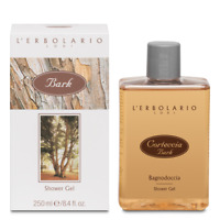 L'erbolario Bark Shower Gel Fresh Foam&Extremely Gentle Cleansing Action 250ml