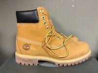 Timberland Men s 6 inch Classic Premium Boot waterproof 10061 Wheat ... b5bda17612