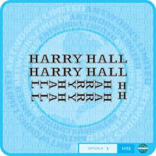 HARRY Hall Decalcomanie Bicicletta Trasferimenti Adesivi-Set 1