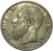 2 Francs 1867 - BELGIQUE