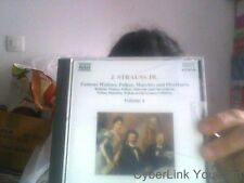 CD de  J.Strauss. JR Famous Waltzes,polkas,Marches and overtures...