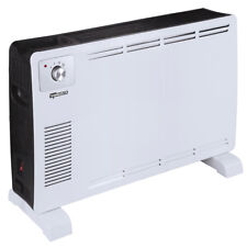 Termoconvettore Stufa Elettrica Termozeta Design 2000 W Termostato Regolabile