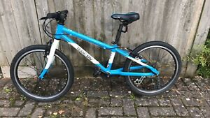 """Frog Bike 52 Team Sky 20"""" Wheels. *Great Condition!* Age 6-8"""
