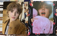 NCT2020 Taeyong RESONANCE pt.2 OFFICIAL Photo card arrival & departure Photocard