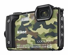 Nikon CoolPix W300 GR Compact Camera Waterproof 16MP 4K Japan Domestic New