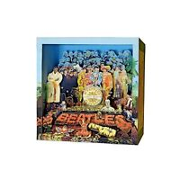Beatles 3D Album Art Puzzle Shadowbox - Do It Yourself Sgt. Pepper's Diorama