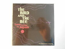 THE BIRD AND THE BEE : LOVE LETTER TO JAPAN [ CD SINGLE NEUF PORT GRATUIT ]