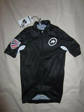 NEW - Assos Team-USA Jersey, Black (Select Size)