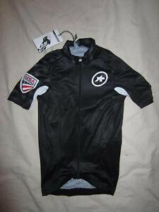 NEW - Assos Team-USA Jersey, Black, S
