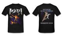 MAJESTY - Banners High - Big T-Shirt - Größe Size XXXXL 4XL Oversize Übergröße
