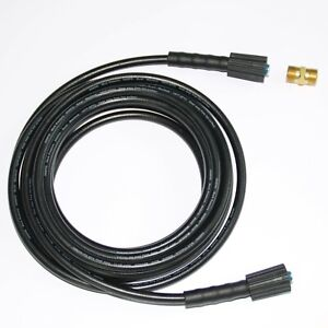 3000PSI Anti-Kink Pressure Washer Hose,Power Washer Extension Replaceme hose