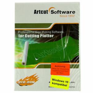 Schneideplotter Artcut Professional Sign Making Software für Cutting Plotter